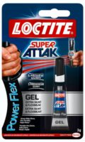 Loctite Super Attak PowerFlex Gel 3g