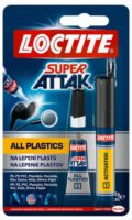 Super Attak Plastix 2g + 4ml