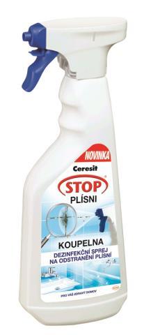 Ceresit spray proti plísni KOUPELNA 500ml AKCE
