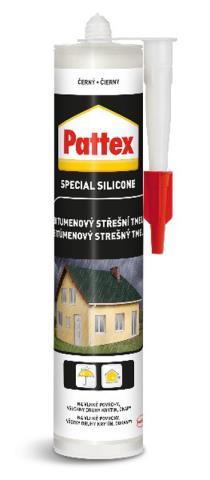 PATTEX Bitumenový střešní tmel 280ml – černý
