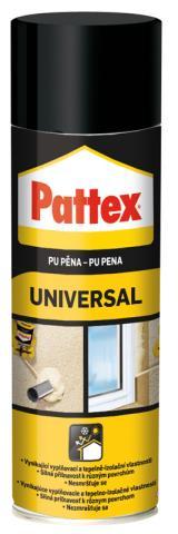 PATTEX Universal – PU pěna trubičková 500ml