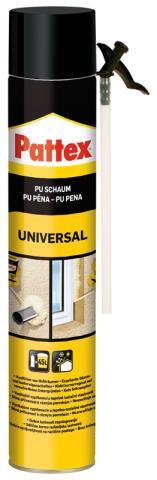 PATTEX Universal – PU pěna trubičková 750ml