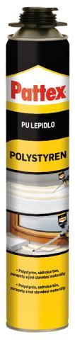 PATTEX Polystyren PU lepidlo 750ml