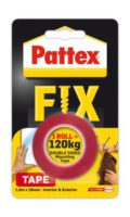 PATTEX – Montážní páska Fix (do 120kg)