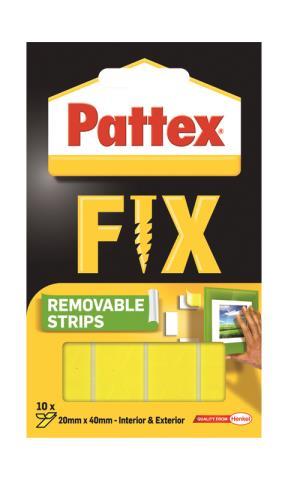 Pattex proužky – Super Fix – 2kg