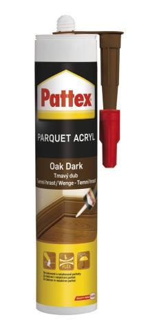 PATTEX Parket tmel – tmavý dub AKCE