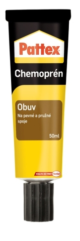 PATTEX – Chemoprén Obuv 50ml
