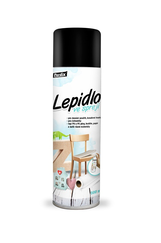 PERDIX – Lepidlo ve spreji 500 ml