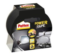 Pattex Power Tape – černá 50mm/10m