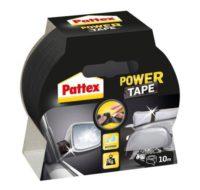 Power Tape – černá 50mm/10m