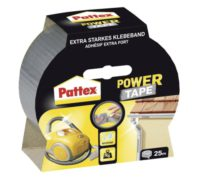 Pattex Power Tape – stříbrná 50mm/25m