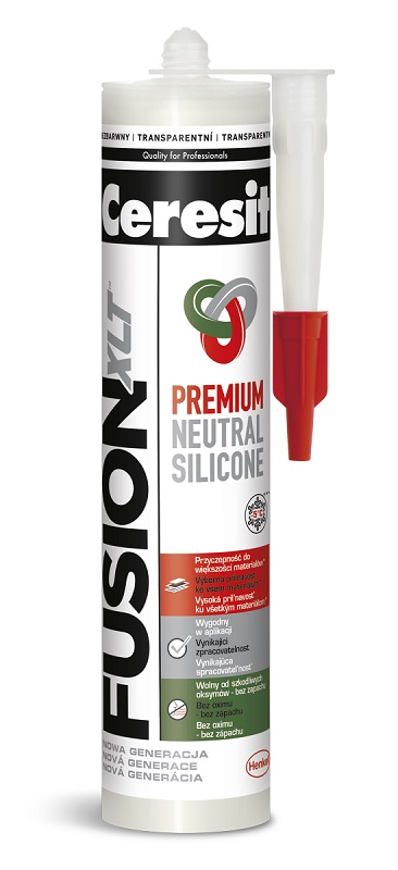 CERESIT FUSION neutr. sil. TRANSPARENT 280ml