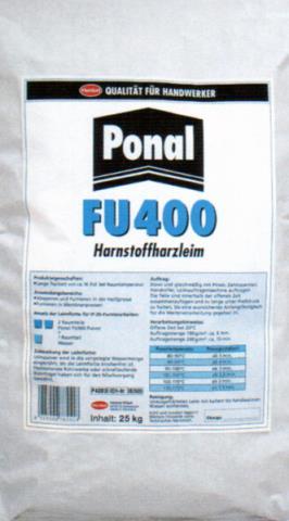 Ponal FU 400 lepidlo na dýhování 25kg