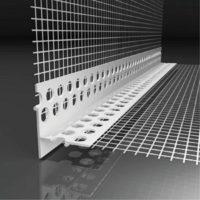 LTU / 2,5m okenní profil nadpražní s okapnicí