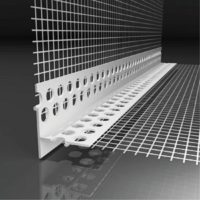 LTU / 2m okenní profil nadpražní s okapnicí