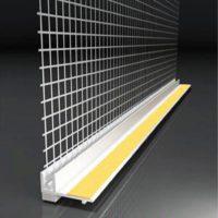 LS EKO/1,6m začišťovací okenní profil