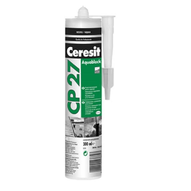 CERESIT CP27 Aquablock Repair černá 300ml