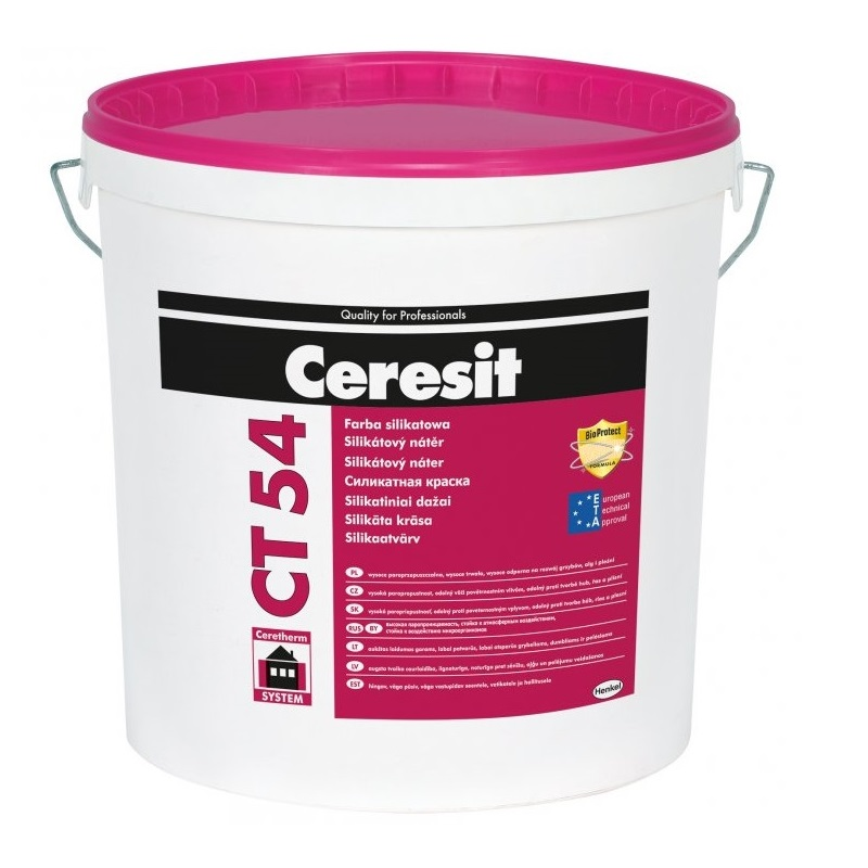 CERESIT CT54 15l white – BÁZE 2020