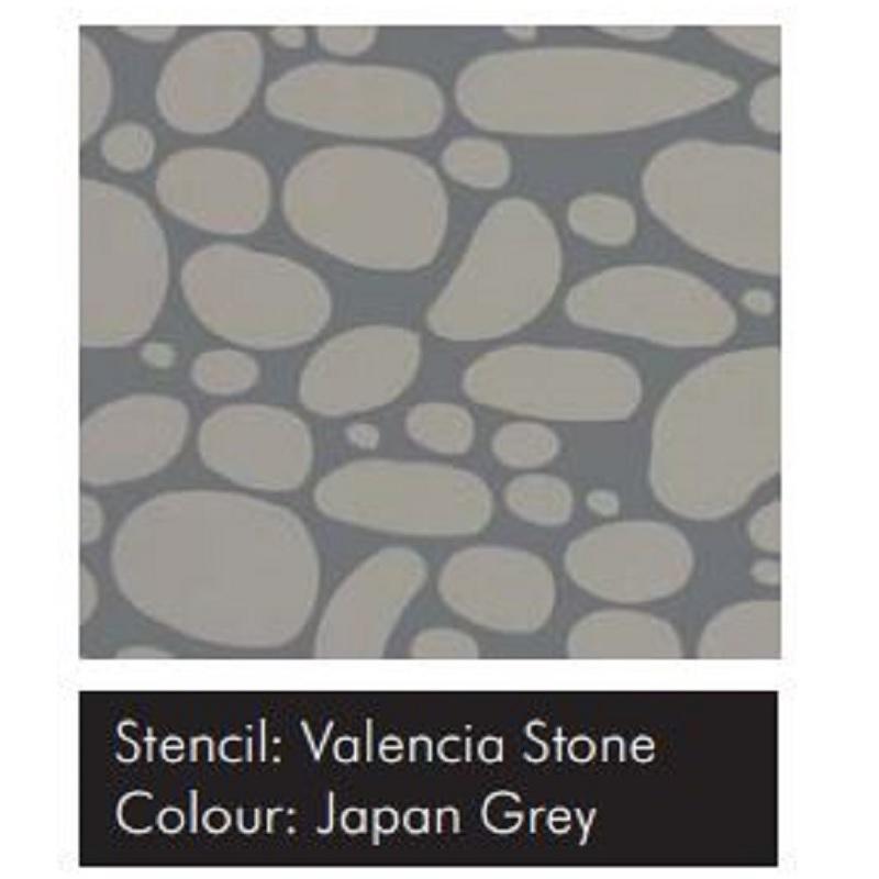 Samolepící šablona VISAGE – Valencia Stone 15ks