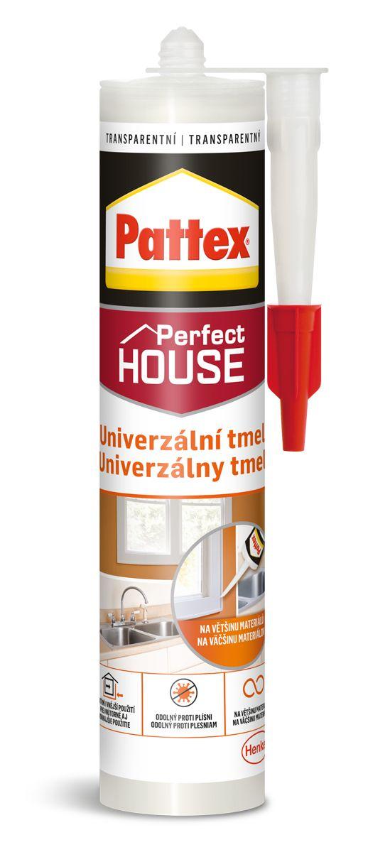 PATTEX Univerzální sillikon 280ml -transp.