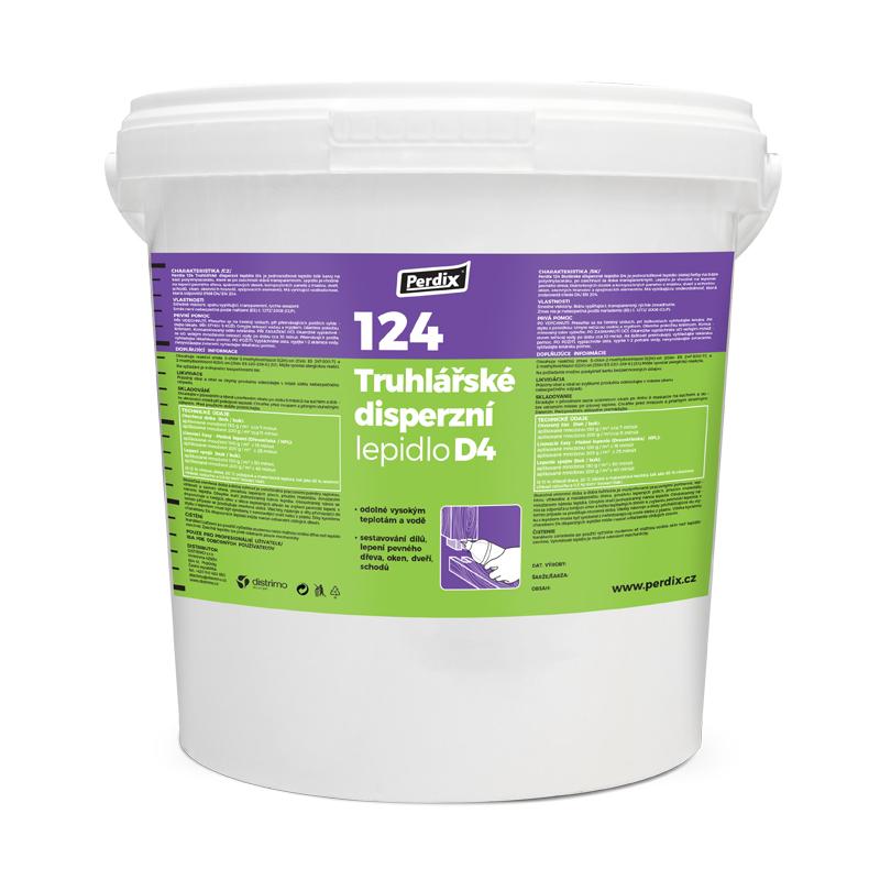 PERDIX – 124 Truhlářské disperzní lepidlo D4 30kg