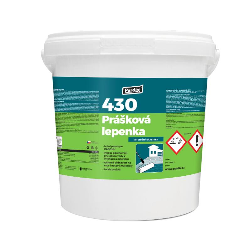 Perdix – 430 Prášková lepenka 3kg