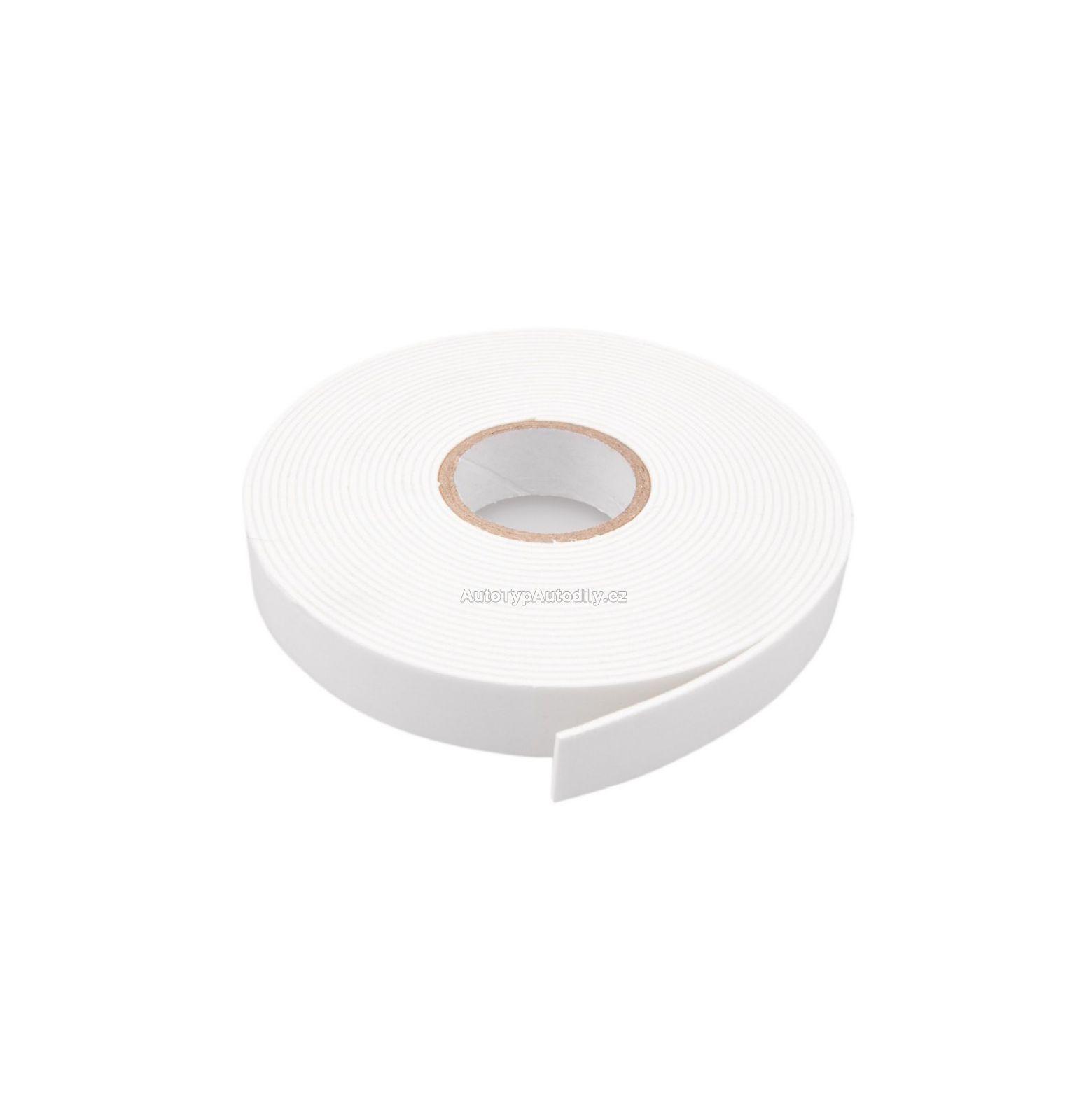 Perdix – Oboustr. montážní pěnová páska 19mmx50m