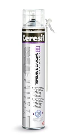 CERESIT WhiteTeq 500 ml PU pěna trubičková