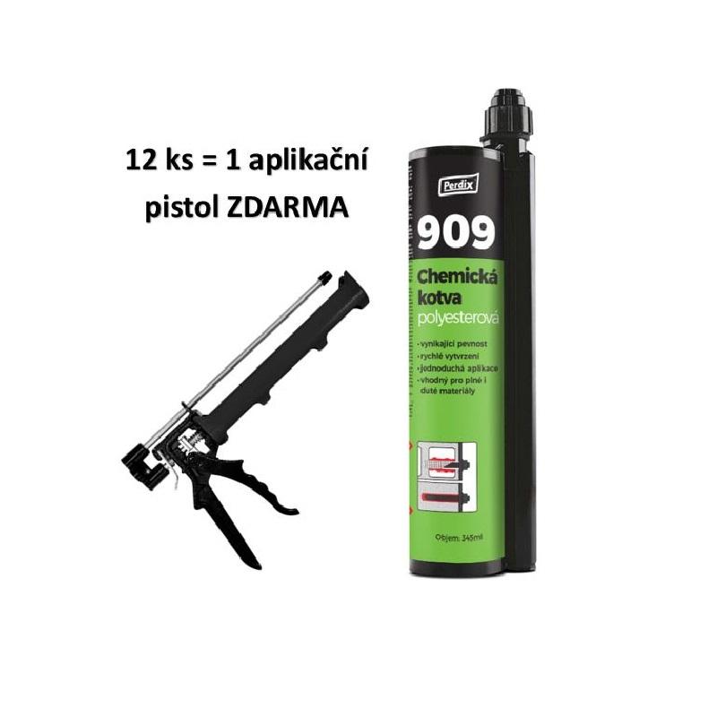 PERDIX – 909 chem.kotva polyester 345ml 12ks AKCE