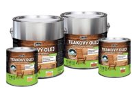 Perdix Teakový olej
