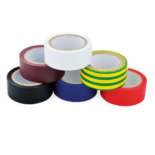 Perdix – Elektroizolační páska 15mmx10m- mix 10ks