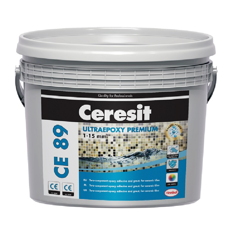 Ceresit CE 89 UltraEpoxy Premium 2,5kg nat. quartz