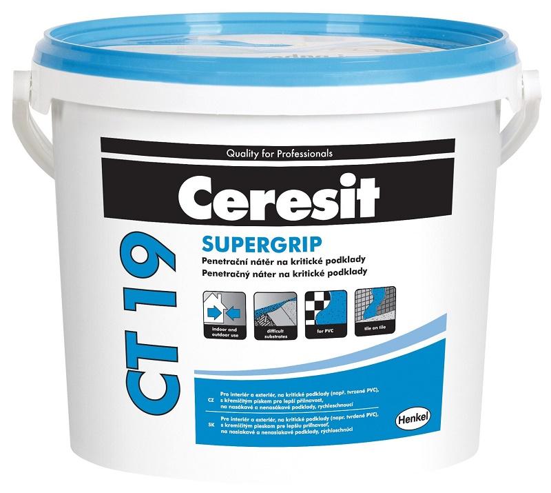 Ceresit CT 19 SUPERGRIP 5 kg