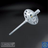 Hmoždinka TFIX-M 08/ 155 fasádní s kovovým trnem