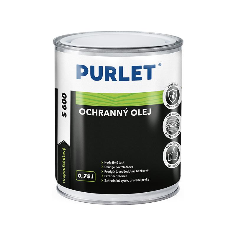 PURLET S600 ochranný olej