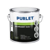 PURLET S600 ochranný olej na dřevo 2,5l