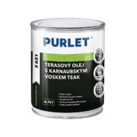 PURLET S621 terasový olej teak 750ml