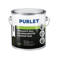 PURLET S621 teak 2,5l