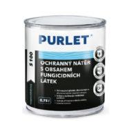 PURLET S100 impregnace transparent 4,5l