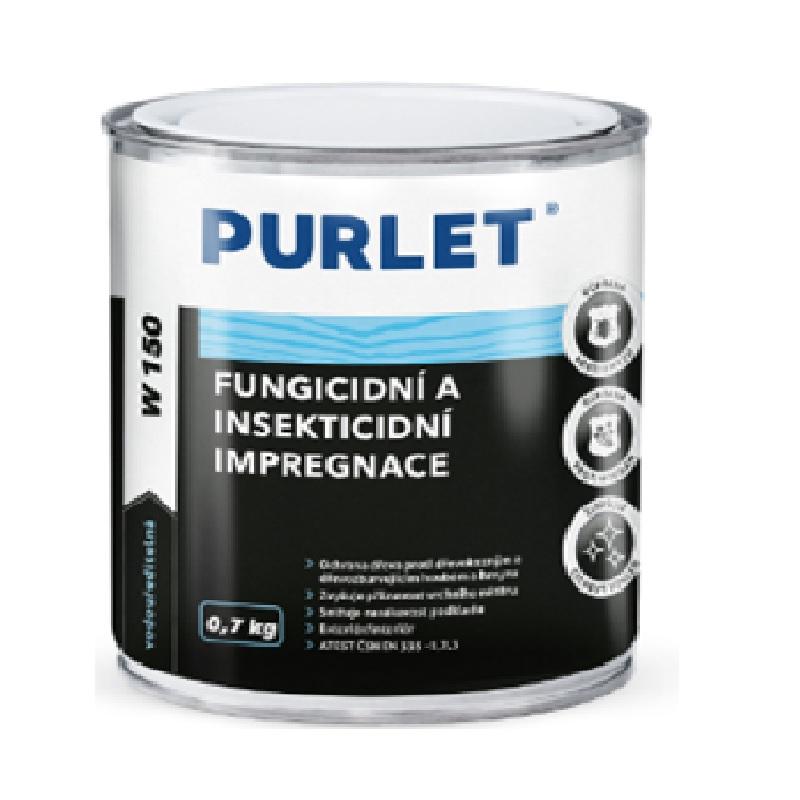 PURLET W150 Fungicidní a insekticidní impregance
