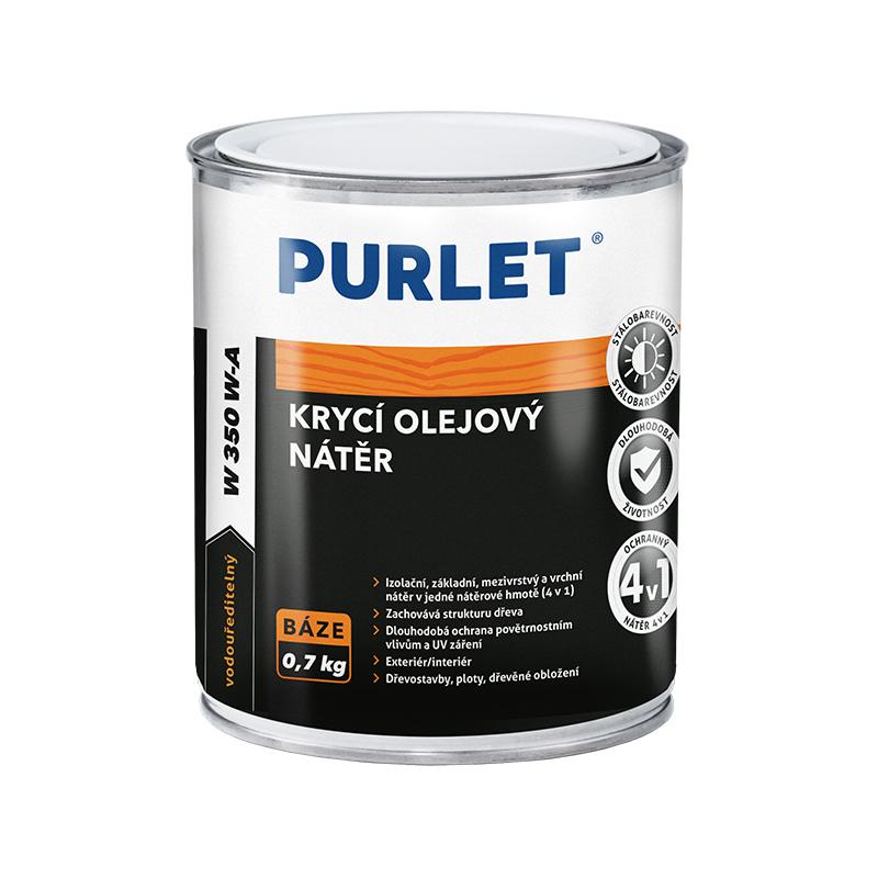 PURLET W350wa krycí olejová barva 9kg