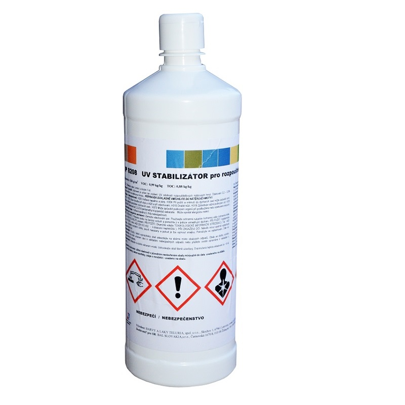 UV stabilizátor S210, S230 pro 3l