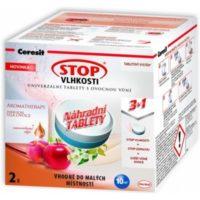 Ceresit STOP vlhkosti BBQ tablety 2x300g ovoce