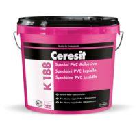 Ceresit K 188Especiální disperzní lepidlo na PVC/CV 14kg